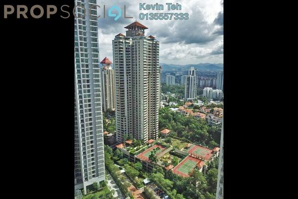 For Sale Condominium at Pavilion Hilltop, Mont Kiara Freehold Semi Furnished 4R/4B 2m
