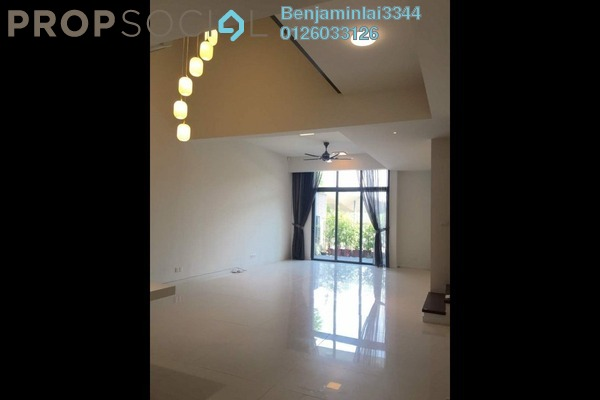 For Rent Terrace at Amelia, Desa ParkCity Freehold Semi Furnished 3R/3B 6.9k