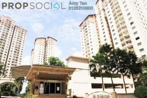 For Sale Condominium at Sri Putramas I, Dutamas Freehold Semi Furnished 3R/1B 435k