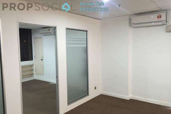 For Sale Office at Plaza Mont Kiara, Mont Kiara Freehold Semi Furnished 0R/0B 550k