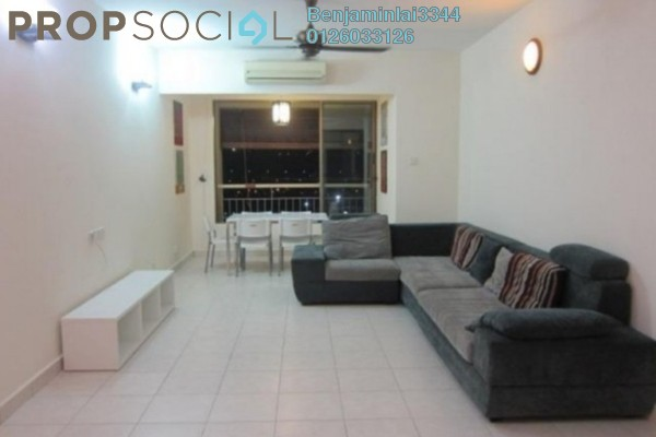For Sale Condominium at Nadia, Desa ParkCity Freehold Fully Furnished 3R/2B 1.18m