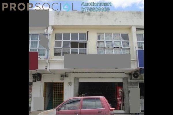 For Sale Terrace at Taman Meru Selatan, Meru Leasehold Unfurnished 0R/0B 450k