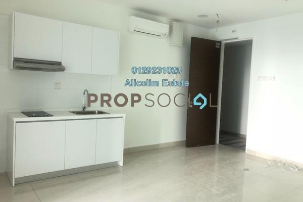 For Rent Condominium at H2O Residences, Ara Damansara Freehold Semi Furnished 1R/1B 1.45k