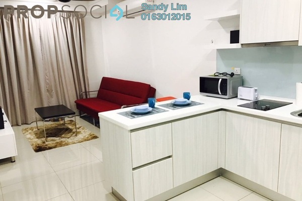 For Rent Serviced Residence at Solstice @ Pan'gaea, Cyberjaya Freehold Fully Furnished 1R/1B 1.3k