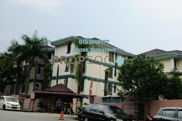 For Sale Condominium at Waizuri 2, Wangsa Maju Leasehold Fully Furnished 3R/2B 480k