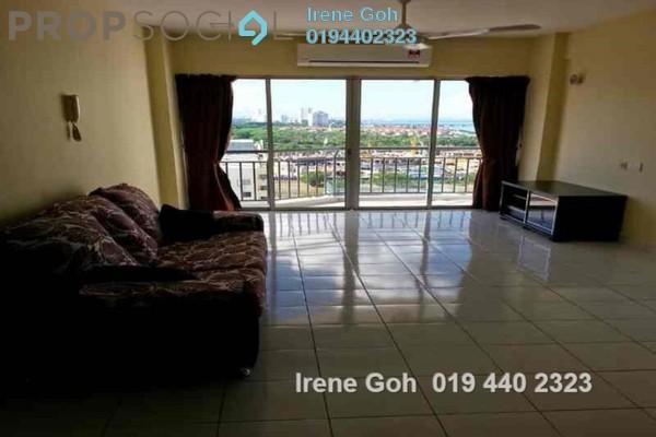 For Rent Condominium at Villa Emas, Bayan Indah Freehold Fully Furnished 3R/2B 1.3k