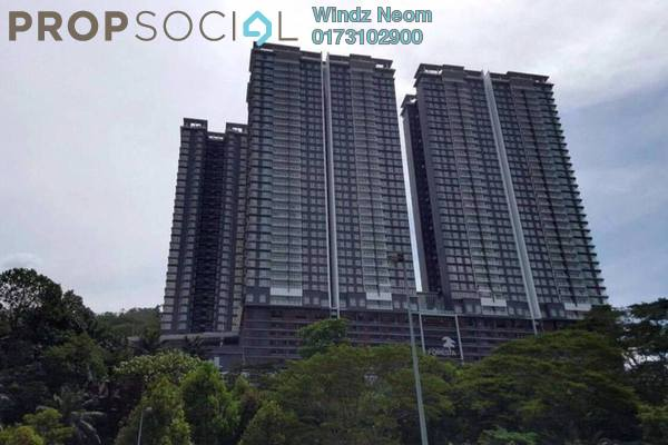 For Sale Condominium at Damansara Foresta, Bandar Sri Damansara  Semi Furnished 3R/2B 925k