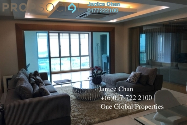 For Sale Condominium at Molek Pine, Johor Bahru Freehold Fully Furnished 4R/3B 1m
