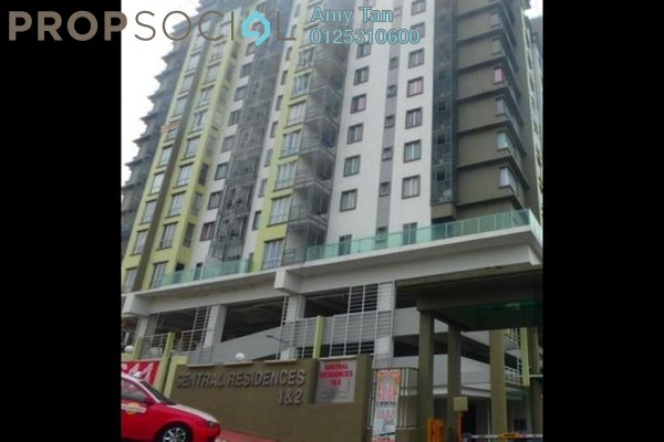 For Sale Apartment at Sentral Residences, Kajang Freehold Semi Furnished 3R/1B 273k