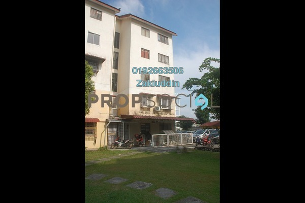 For Sale Apartment at Taman Kinrara, Bandar Kinrara Freehold Unfurnished 3R/2B 170k