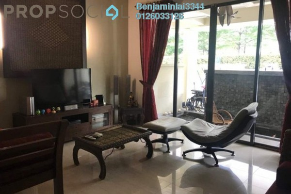 For Sale Terrace at Amelia, Desa ParkCity Freehold Semi Furnished 3R/4B 2.05m