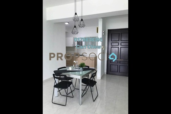 For Rent Condominium at Sterling, Kelana Jaya Freehold Semi Furnished 3R/2B 2.3k