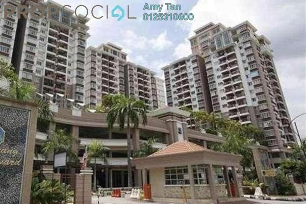 For Sale Condominium at Ampang Boulevard, Ampang Freehold Semi Furnished 3R/1B 373k