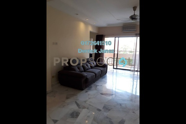 For Rent Condominium at Kiara Park, TTDI Freehold Semi Furnished 3R/2B 2.6k