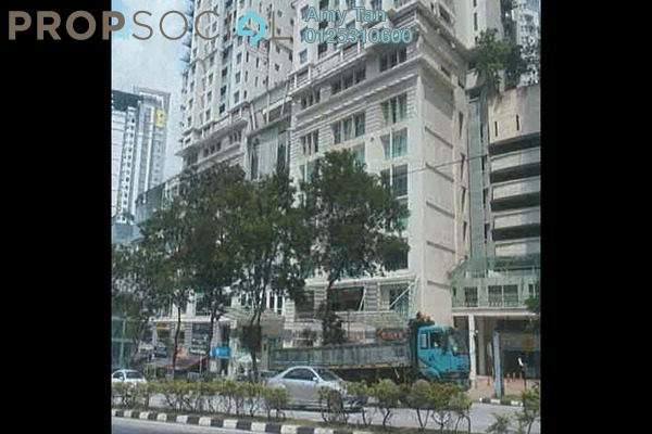 For Sale Office at Metropolitan Square, Damansara Perdana Freehold Semi Furnished 0R/0B 367k