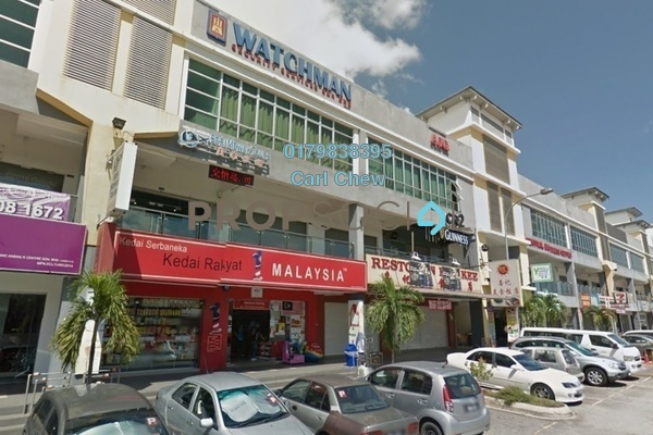 For Rent Shop at Taman Kajang Sentral, Kajang Freehold Unfurnished 0R/0B 3.5k