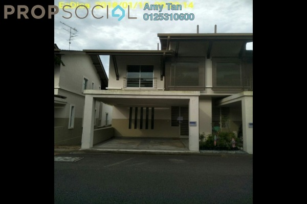 For Sale Townhouse at Bayou Creek, Leisure Farm Freehold Semi Furnished 3R/1B 474k