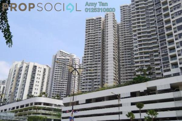 For Sale Apartment at Country Garden Danga Bay, Danga Bay Freehold Semi Furnished 0R/0B 740k