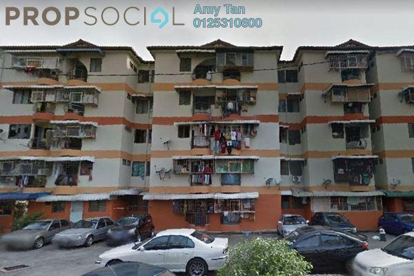 For Sale Apartment at Desa Permai Indah, Sungai Dua Freehold Semi Furnished 0R/0B 150k