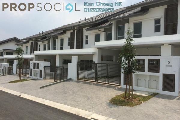 For Sale Terrace at Serissa Terrace, Denai Alam Freehold Unfurnished 4R/4B 860k
