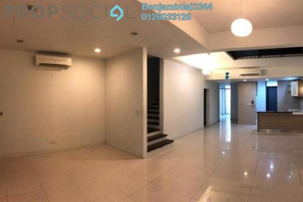 For Rent Terrace at Amelia, Desa ParkCity Freehold Semi Furnished 3R/3B 7k