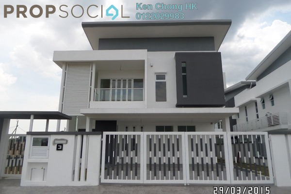 For Sale Bungalow at Cypress Residences, Denai Alam Freehold Unfurnished 5R/5B 2.1m