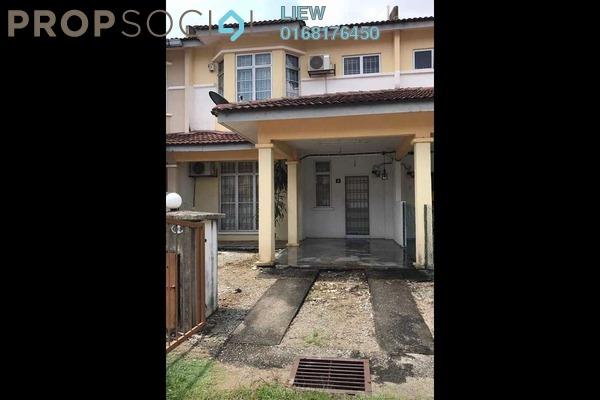 For Rent Terrace at Taman Lestari Putra, Bandar Putra Permai Freehold Fully Furnished 4R/3B 1.5k