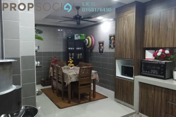 For Sale Terrace at Taman Lestari Putra, Bandar Putra Permai Freehold Semi Furnished 4R/3B 508k