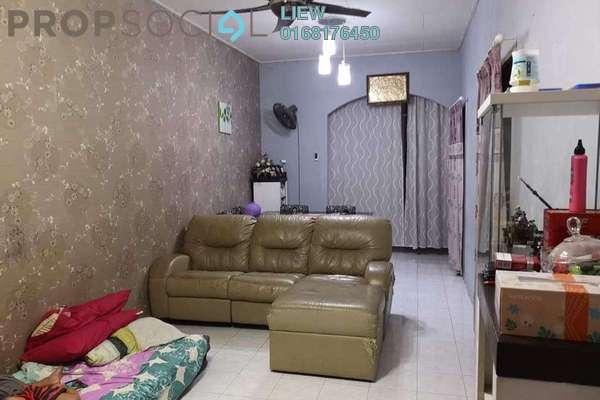 For Sale Terrace at Taman Lestari Putra, Bandar Putra Permai Freehold Semi Furnished 3R/2B 360k