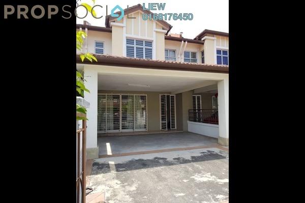 For Sale Terrace at Kemuning Bayu , Kemuning Utama Freehold Unfurnished 4R/4B 778k