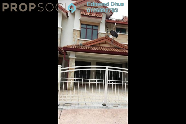 For Rent Terrace at Taman Suria, Johor Bahru Freehold Semi Furnished 4R/3B 3.5k
