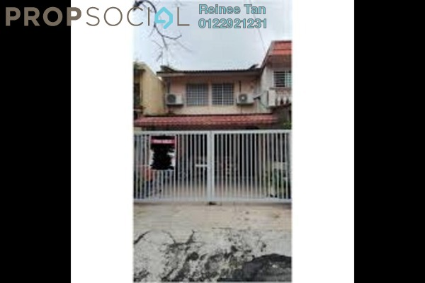 For Sale Terrace at Section 62, Bandar Menjalara Freehold Unfurnished 4R/3B 950k
