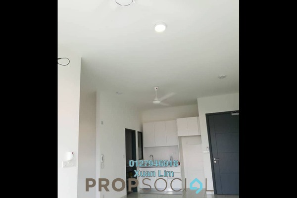 For Rent Serviced Residence at The Link 2 Residences, Bukit Jalil Freehold Semi Furnished 2R/1B 1.4k