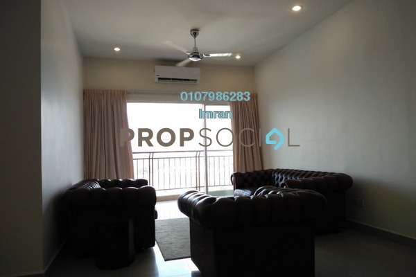 For Rent Serviced Residence at Windsor Tower, Sri Hartamas Freehold Fully Furnished 3R/2B 3.2k
