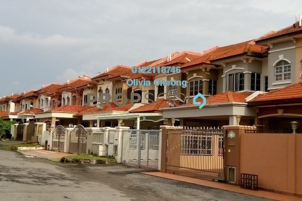For Sale Terrace at Puteri 12, Bandar Puteri Puchong Freehold Semi Furnished 4R/3B 936k