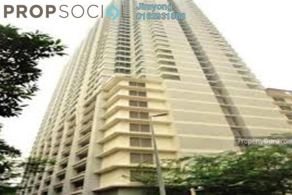 For Rent Condominium at i-Zen Kiara I, Mont Kiara Freehold Fully Furnished 1R/1B 2.6k