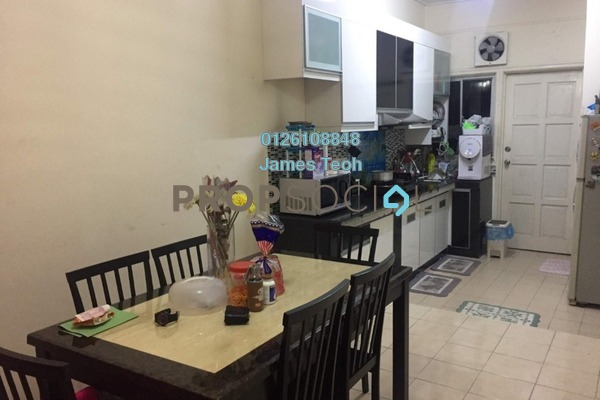 For Sale Terrace at Taman Kota Pendamar, Port Klang Freehold Semi Furnished 3R/2B 358k