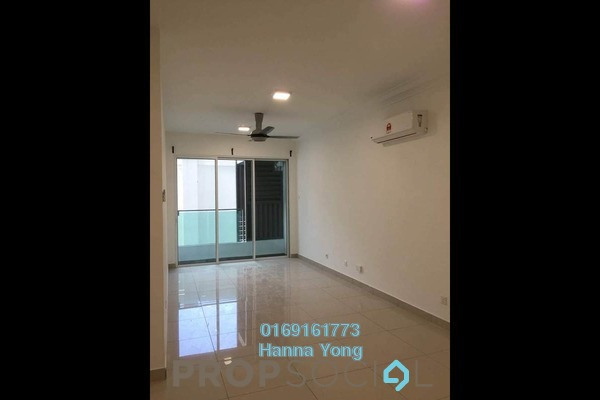 For Sale Serviced Residence at Pacific Place, Ara Damansara Freehold Semi Furnished 1R/1B 470k