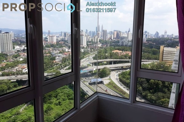 For Sale Condominium at Royal Regent, Dutamas Freehold Fully Furnished 3R/2B 630k