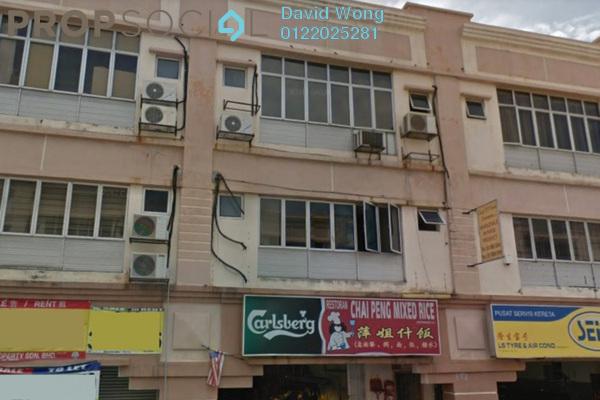 For Sale Office at SunwayMas Commercial Centre, Kelana Jaya Freehold Unfurnished 0R/0B 265k
