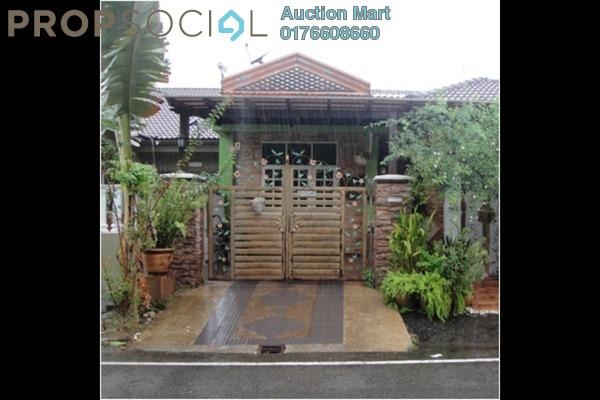 For Sale Terrace at Indahpura Central, Bandar Indahpura Leasehold Unfurnished 0R/0B 250.0千
