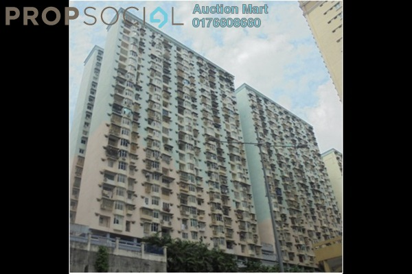 For Sale Apartment at Sri Impian Apartment, Farlim Leasehold Unfurnished 0R/0B 260k