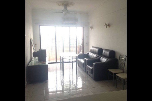 For Rent Condominium at Vista Millennium, Puchong Freehold Semi Furnished 3R/2B 1.2k