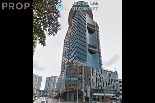 For Sale Office at Sentral Vista, Brickfields Freehold Unfurnished 0R/2B 1.09m