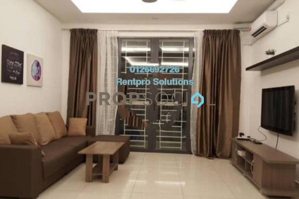 For Rent Condominium at You Vista @ You City, Batu 9 Cheras Freehold Fully Furnished 3R/2B 2.2k