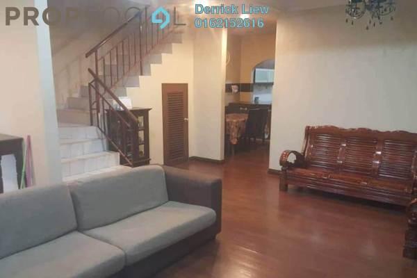 For Sale Terrace at Section 3, Bandar Mahkota Cheras Freehold Unfurnished 4R/3B 680k