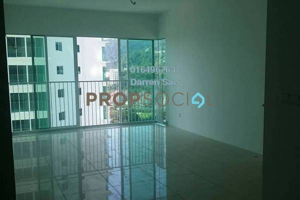 For Sale Condominium at The Clovers, Sungai Ara Freehold Unfurnished 3R/3B 750k