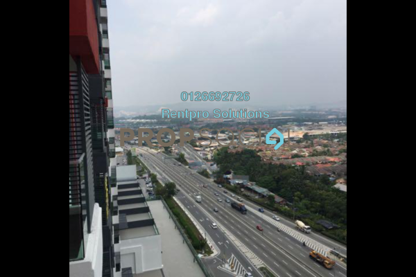 For Rent Apartment at Silk Residence, Bandar Tun Hussein Onn Freehold Semi Furnished 3R/2B 1.4k