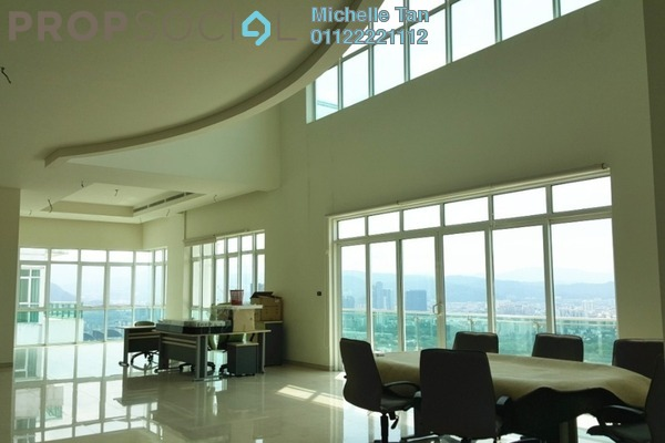 For Sale Duplex at The Pearl, KLCC Freehold Semi Furnished 5R/8B 6.55m
