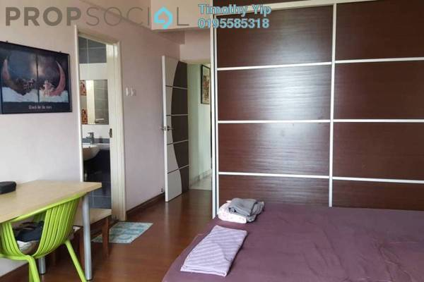 For Sale Condominium at Kiara Park, TTDI Freehold Semi Furnished 3R/2B 800k